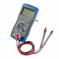 KnightsBridge 20A CAT III 1000V True RMS Digital Multimeter with NCV