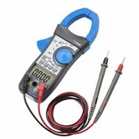 KnightsBridge 1000A CAT III 1000V Digital Clamp Meter with Dual Display