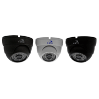 OYN-X HD 'All In One' AHD, TVI, CVI and Analogue Varifocal Dome CCTV Camera