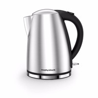 Morphy Richards Accents Jug Kettle - Brushed Stainless Steel