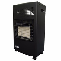 Kingavon 4.2kW Portable Gas Cabinet Space Heater