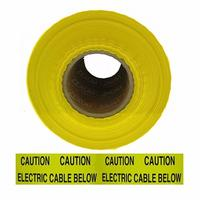 Zexum Live Electrical Cable Warning Tape 365M Roll