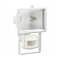 Greenbrook Xenon Floodlight 400W with PIR Sensor