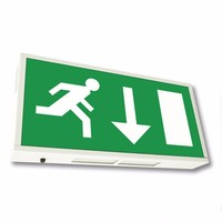Eterna High Visibility Emergency Exit Sign