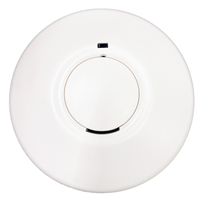 Hi-Spec Mains Smoke Detector with 9V Battery Backup