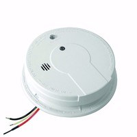 Hi-Spec Mains Heat Detector with 9V Battery Backup