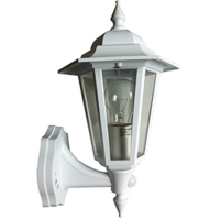 Greenbrook 42 Watt Lantern with 140º PIR