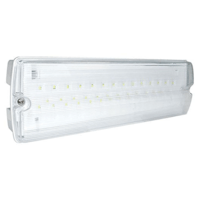 Eterna LED Bulkhead Emergency Light Fitting Non-Maintained