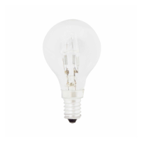 Status 42W Halogen Small Edison Screw Golf Ball Bulb