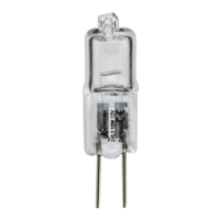 KnightsBridge 12V G4 10W Low Voltage Halogen Capsule Lamp Warm White 3000K