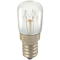 25W Small Edison Screw 300 Degree Oven Bulb by Crompton