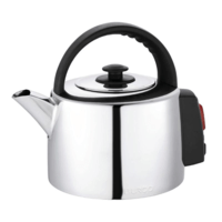 Burco 2 Litre Stainless Steel Large Capacity Catering Kettle
