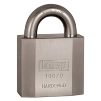 Kasp 70mm Open Shackle High Security Padlock