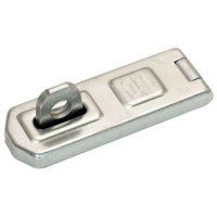 Kasp Universal Lock Security Hasp & Staple 100mm