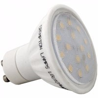 Crompton LED GU10 4W Energy Saving SMD Lamp Bulb