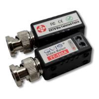 CCT865 Low Voltage External PIR Motion Detector Black 18M /& 90 Degree Range