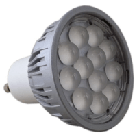 Crompton 5 Watt LED GU10 Dimmable Light Bulb