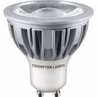 Crompton LED GU10 5W Energy Saving COB Spotlight