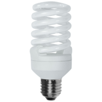 Crompton T2 23W Ultra Mini Spiral Energy Saving Lamp
