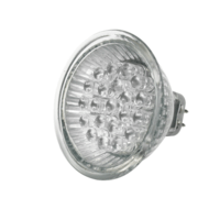KnightsBridge 1W LED GU5.3 MR16 Bulb