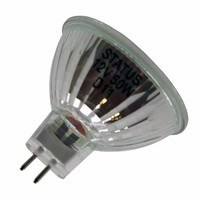 50W Halogen GU5.3 MR16 Spotlight Bulb by Status