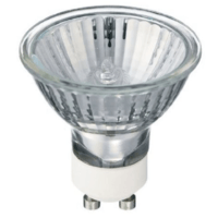 50W Halogen GU10 Spotlight Bulb by Status