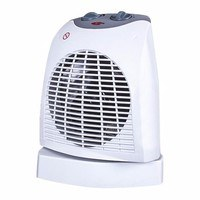 Benross 2kw Oscillating Hot And Cool Electric Fan Heater