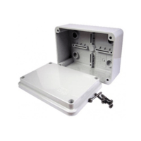 ESR 120mm Rectangular IP56 Adaptable PVC Junction Box