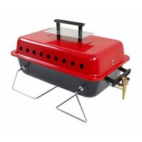 Crusader Gordon Portable Gas Barbecue With Folding Legs