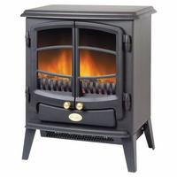 Dimplex Tango 2kW Freestanding Electric Stove - Black (2019A Model)