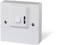 Timeguard 1 Gang Programmable Security Light Switch