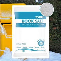 Hadley White De-Icing Rock Salt