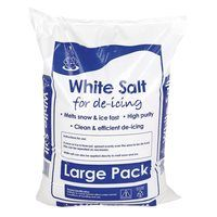 Peacock White De-Icing Rock Salt