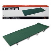 Milestone 4 Leg Folding Camp Bed