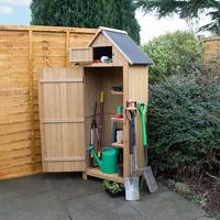 Kingfisher Wooden Garden Shed
