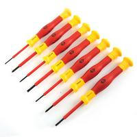 C.K Tools Micro Precision VDE Screwdriver Set - 7 Piece