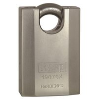 Kasp High Security Closed Shackle Padlock - 70mm