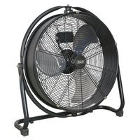 "Sealey 20"" Industrial High Velocity Orbital Drum Fan"