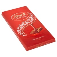 Lindt Lindor Milk Chocolate Bar - 100G