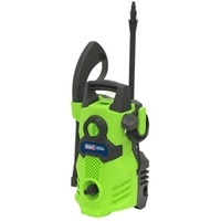 Sealey 105 Bar Hi-Vis Green Pressure Washer wth TSS
