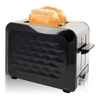 Quest 2 Slice Diamond Toaster - Black