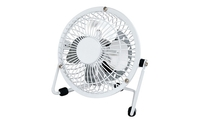 "Status Portable 4"" USB Mini Fan-White"