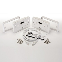 Group Gear WiFi CONNEkT Wall Socket Starter Kit