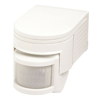 Robus 180 Degree Motion Detector - White