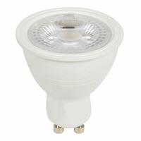 Robus Diamond 5W GU10 LED Bulb - 3000K, Dimmable