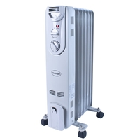Silent Night 7 Fin 1.5kW Oil Filled Radiator