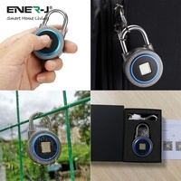 Ener-J Smart Waterproof Padlock
