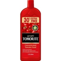 Levington  Tomorite Concentrated Tomato Food 1L + 30% Extra Free