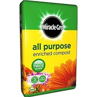 Miracle-Gro All Purpose Enriched Compost 40L