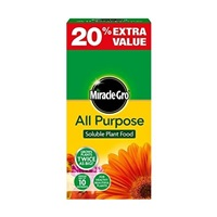 Miracle-Gro All Purpose Plant Food 1kg PLUS 20% Free